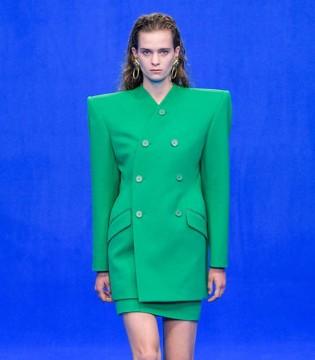 Balenciaga春夏女装系列 彰显品位与个性!