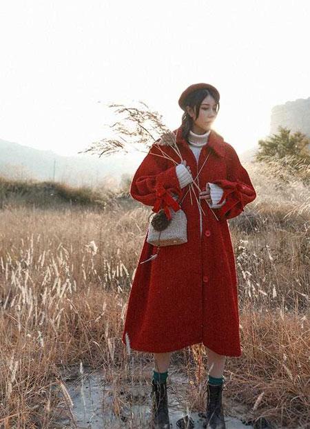 秋之恋服饰冬季穿搭:保暖与好看兼得