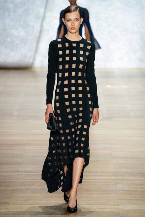 Akris2020春夏新品 时尚中带着一丝性感!