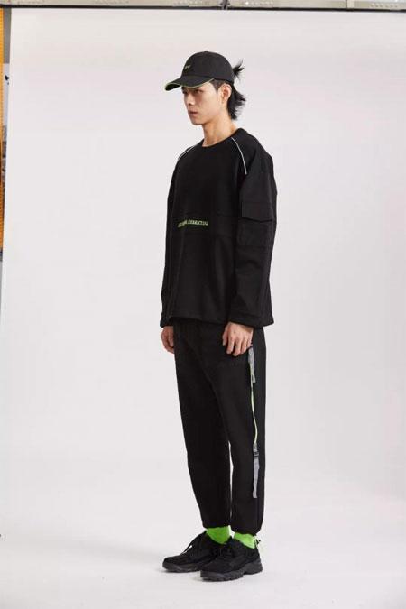 JPE男装2020春季首波新款 给生活来点儿颜色