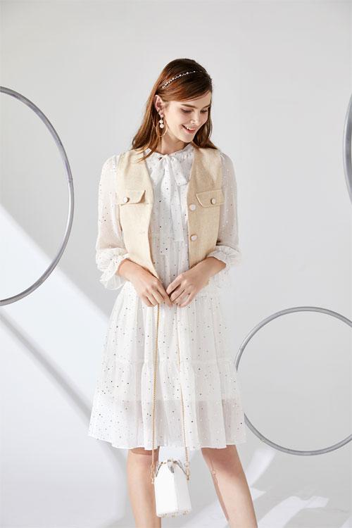 城市衣柜教你春季里穿出自然清新 穿出时尚品味!