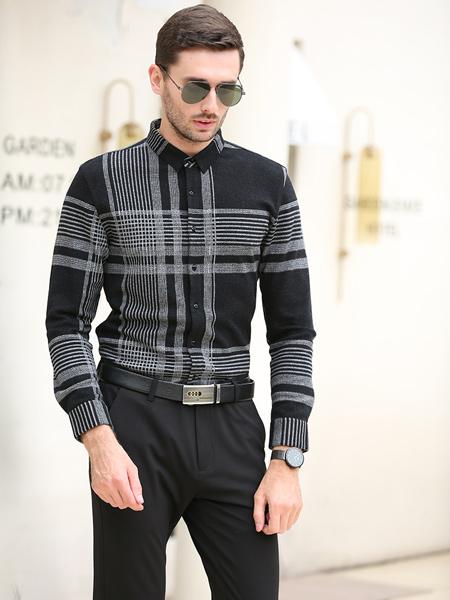 选择萨卡罗品牌男装 为你展示出独特的魅力