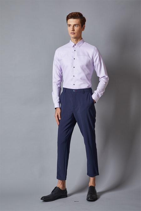 做一个精致的男士 选择埃沃定制品牌男装