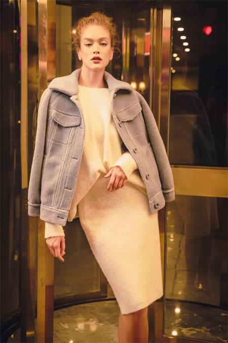 JA女装:新潮风尚与摩登的完美演绎