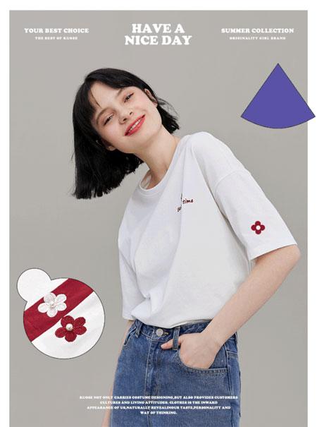 30件神仙T恤种草 复苏你的少女心!