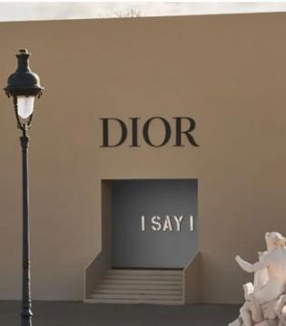 Dior2020秋冬 一��被女性�y治的世界