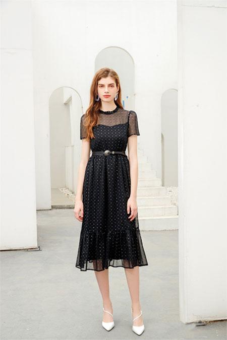 艾丽哲女装新品 让你在今个春季美出新高度!