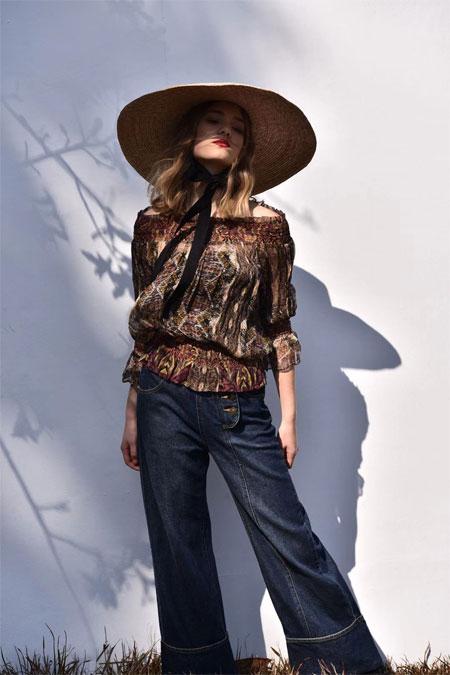 阿缇娜女装春季新款 春天一定要穿 时髦炸!