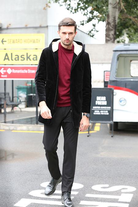 萨卡罗S.ALCAR品质男装:时尚绅士非你莫属