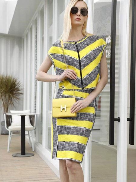 T'ameril2020春夏新品:优雅女人的必备单品