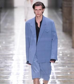 Bottega Veneta带你了解一下 时尚男士的春季穿搭