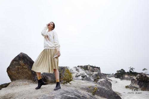 C&M女装告诉你:春天这么穿 青春少女 活力十足!