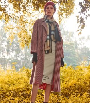 木丝语服饰:愿你成为春日里的一抹红