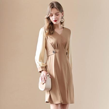 缤纷多彩的连衣裙 让你穿出不一样的你