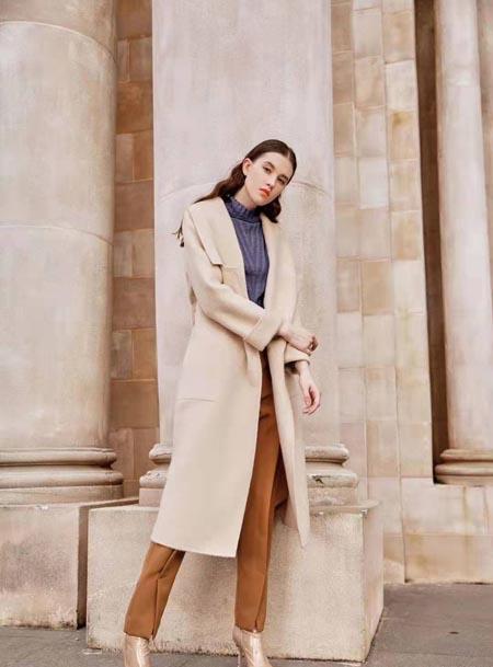 穿上欧点的时尚单品  做真正高级的女人