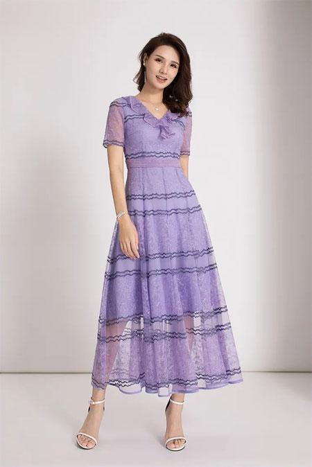 JYGUGGE 江韵古歌: 高贵的紫色系优雅又特立独行