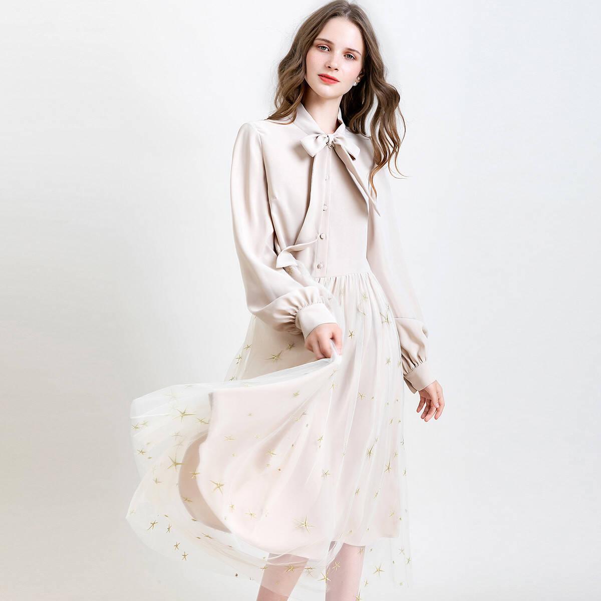 打造特色服装 清远戈蔓婷女装加盟满足你的美丽需求