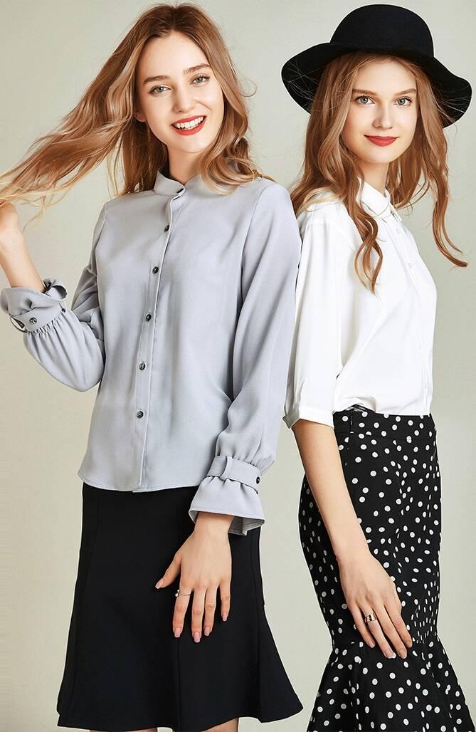 样式新潮多样 云浮戈蔓婷女装加盟在时尚界中掀起潮流
