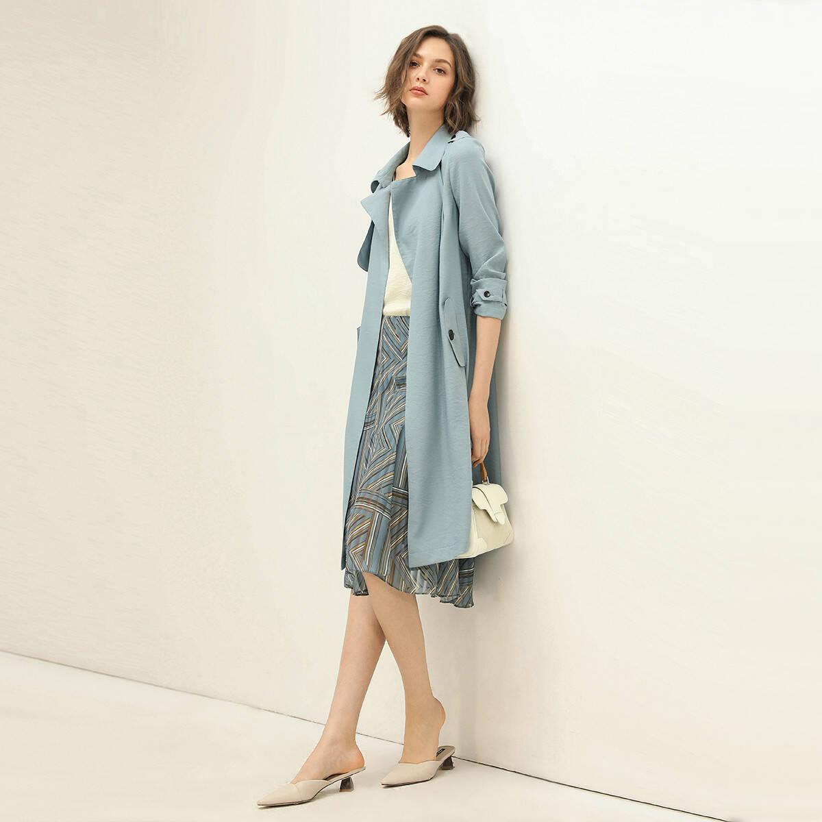 时尚设计 怀化戈蔓婷女装加盟成为女性喜爱的女装品牌