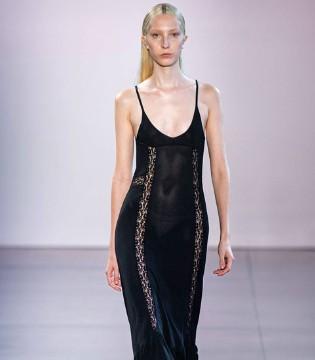 ryan roche新款吊带连衣裙 高雅凸显气质!