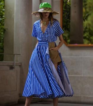Rosie Assoulin时尚连衣裙 是令人心动的感觉!