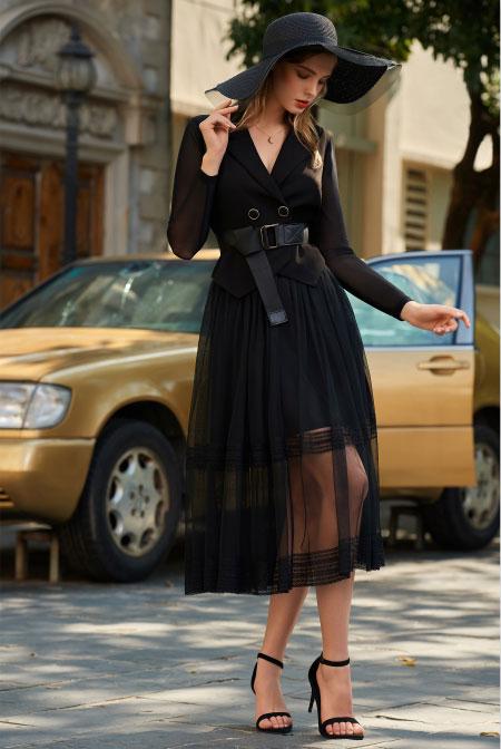 360度无死角的美 春夏季必买的连衣裙!