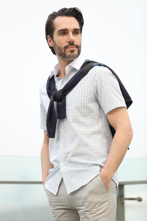 富绅男装告诉你 2020春夏季男士可以这样穿!