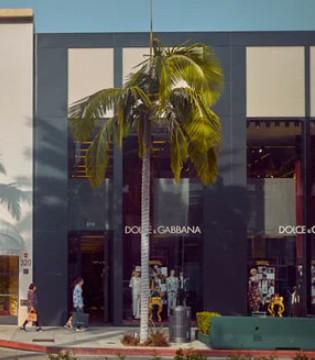 傲慢付出的代价 Dolce & Gabanna旗舰店关闭