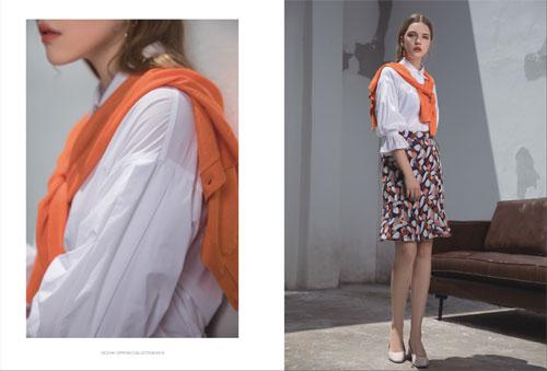 浩洋国际女装分享春季时尚穿搭 尽显你的精致与优雅!