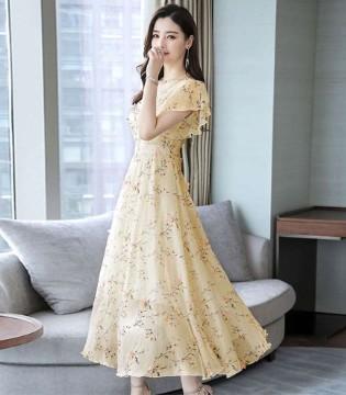 芝麻e柜女装连衣裙新品  让你一秒变身气质女神!
