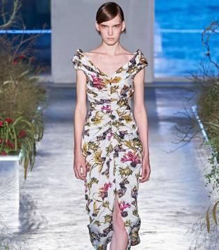 Jason Wu2020春夏时装 展现花与美与魅力同在的美感