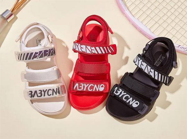 BBCQ KIDS凉鞋上新:哇!全都是尖货!