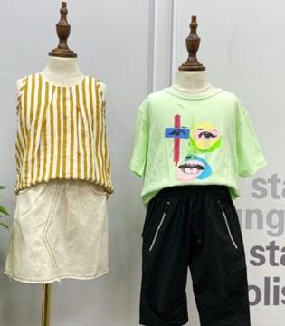 加盟开心e百童装品牌 轻松创业不是梦!