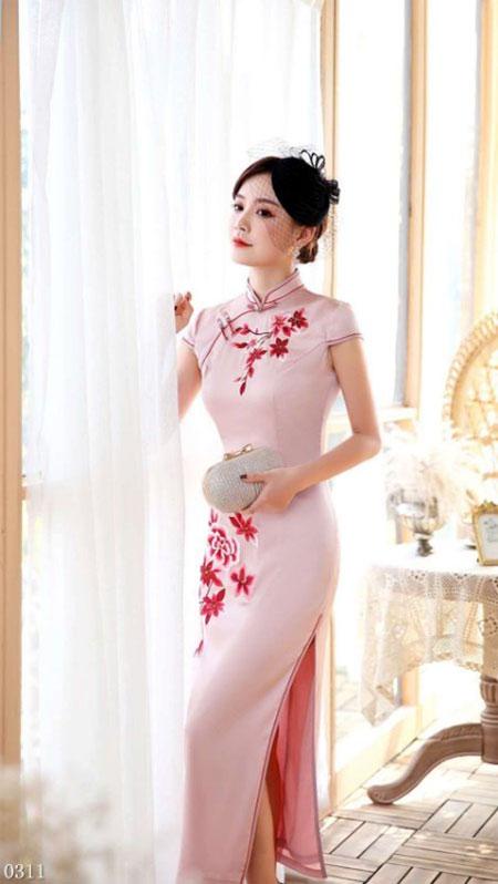 芝麻E柜女装:原来旗袍可以让人如此美丽!