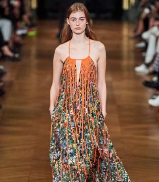 Stella McCartney2020春夏装 演绎环保的时尚!