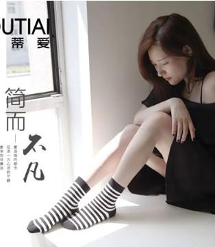 品牌商|松紧有度、舒适轻薄 欧蒂爱袜业细节彰显体验
