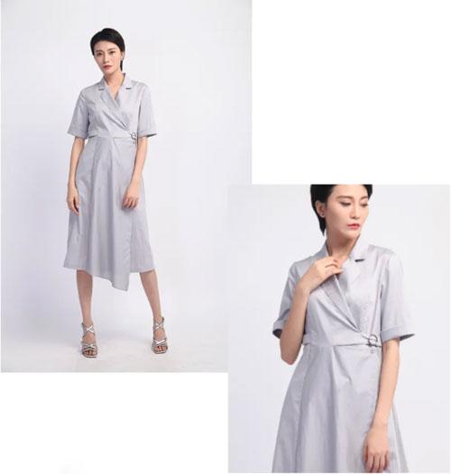 SN服饰:暖阳夏日 至美不过连衣裙
