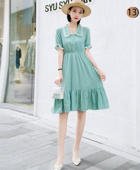 樱之花品牌女装:安心度假 时髦穿搭