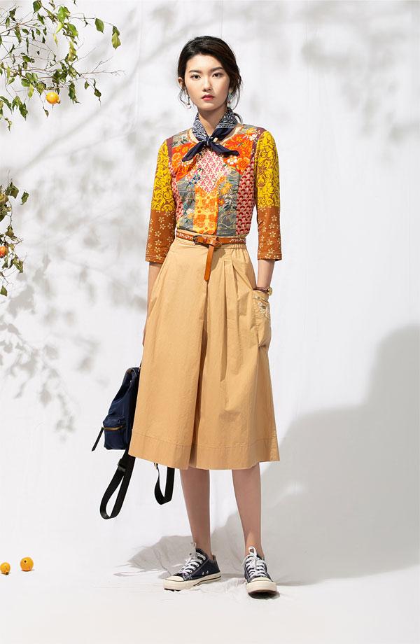 轻松入夏  4件质感单品打造夏日衣橱