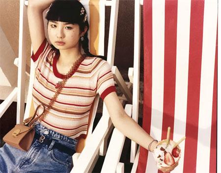 太平鸟时尚女装:SUMMER NOTES夏日笔记