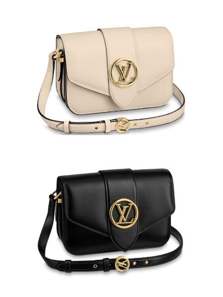 Louis Vuitton 推出全新 LV Pont 9 手袋