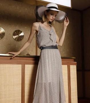 例格:适合夏天的连衣裙 充满魅力与朝气