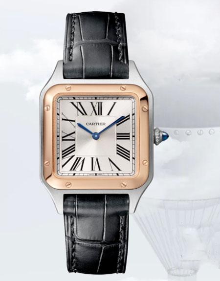 Cartier Santos Dumont系列腕表:你 自带锋芒