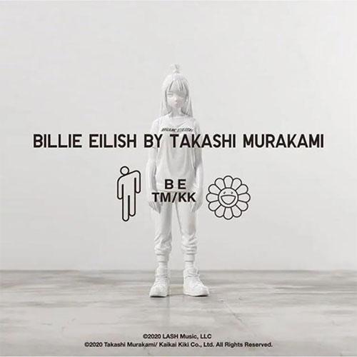 跨界合作 优衣库将与村上隆、Billie Eilish联名