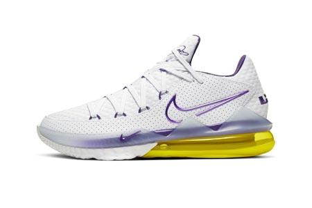 Nike LeBron 17 Low战靴来袭 你期待吗?