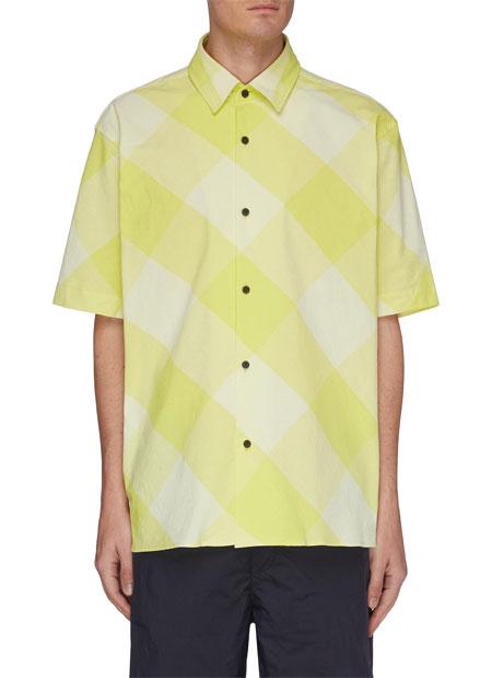 Acne Studios衬衫新品 为你的造型注入几分别样色彩