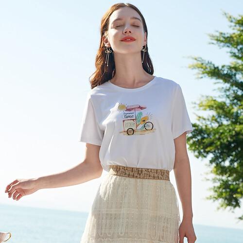 结合国际时尚潮流 戈蔓婷女装让你永远站在时尚前沿