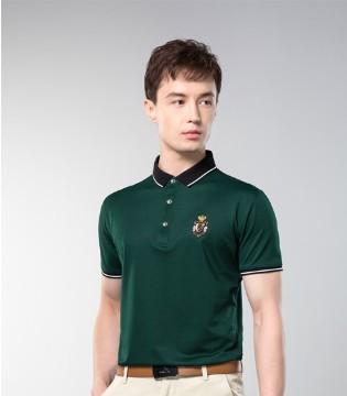 袋鼠POLO衫独领潮流新风向 成功男士的标配