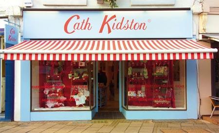 疫情阴霾何时散去 Cath Kidston出售部分业务