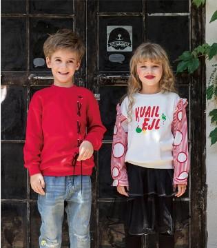 快乐精灵童装:网红童装品牌的鼻祖